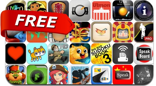 iPhone & iPad Apps Gone Free - March 31