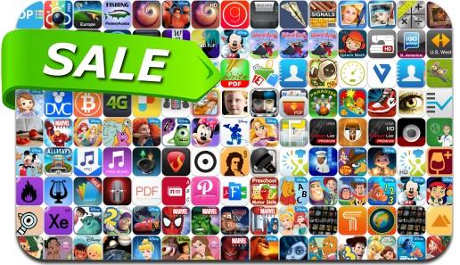 iPhone & iPad App Price Drops - November 29