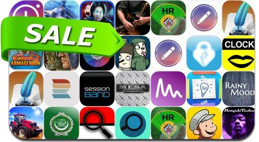 iPhone & iPad App Price Drops - July 23, 2016