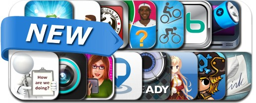 Newly Released iPhone & iPad Apps - May 13