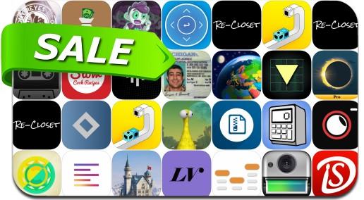 iPhone & iPad App Price Drops - January 30, 2021