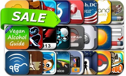 iPhone & iPad App Price Drops - August 27