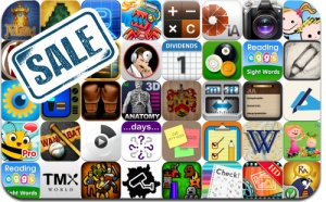 iPhone and iPad Apps Price Drops - August 21
