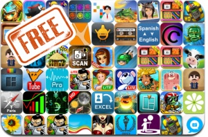 iPhone and iPad Apps Gone Free - August 3