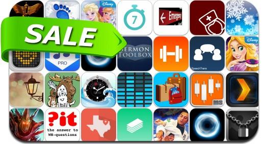 iPhone & iPad App Price Drops - November 25