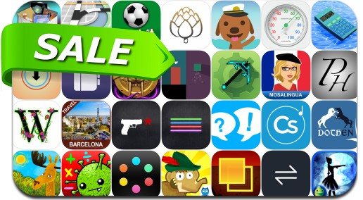 iPhone & iPad App Price Drops - June 8, 2016