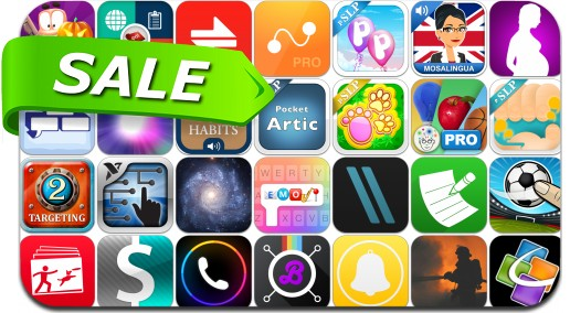 iPhone & iPad App Price Drops - November 4, 2014