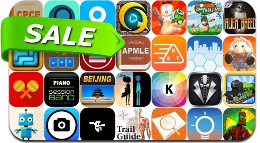 iPhone & iPad App Price Drops - April 5, 2016
