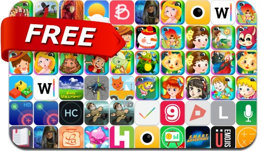 iPhone & iPad Apps Gone Free - May 22, 2015