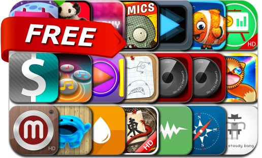 iPhone & iPad Apps Gone Free - June 19, 2014
