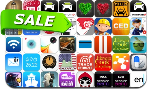 iPhone & iPad App Price Drops - February 27, 2015