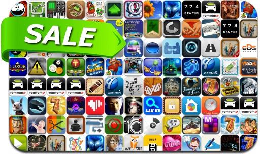 iPhone & iPad App Price Drops - April 12