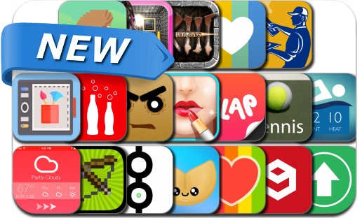 Newly Released iPhone & iPad Apps - June 1, 2014