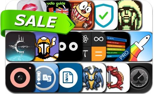 iPhone & iPad App Price Drops - October 15, 2021