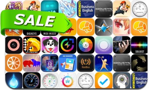 iPhone & iPad App Price Drops - July 26, 2021