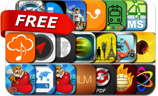 iPhone & iPad Apps Gone Free - September 26, 2015