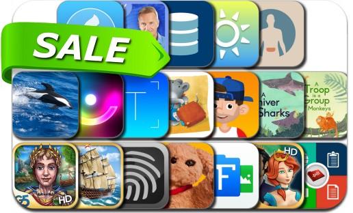 iPhone & iPad App Price Drops - February 9, 2015