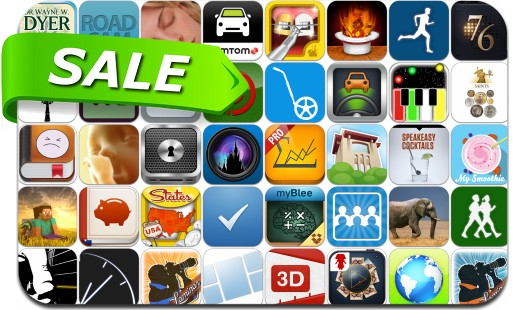 iPhone & iPad App Price Drops - March 10