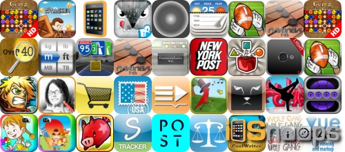 iPhone and iPad Apps Gone Free - March 7 Roundup
