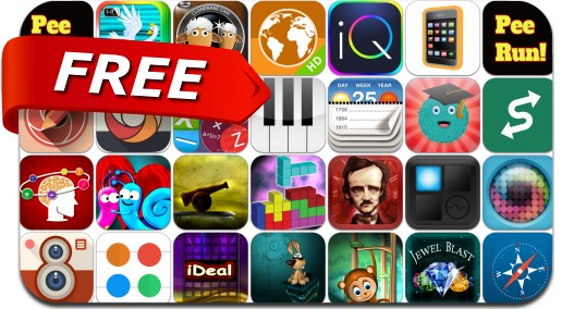 iPhone & iPad Apps Gone Free - July 11, 2014