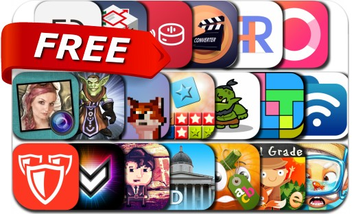 iPhone & iPad Apps Gone Free - December 19, 2019