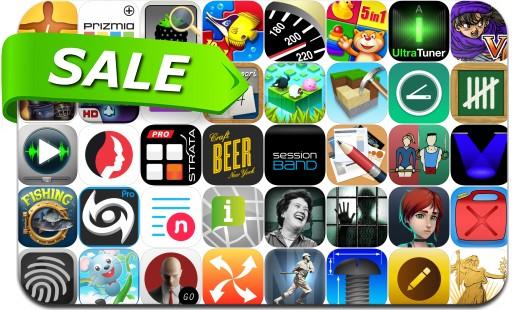 iPhone & iPad App Price Drops - August 27, 2015