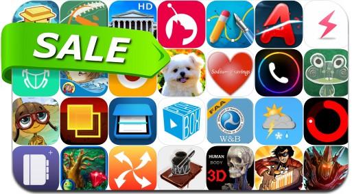 iPhone & iPad App Price Drops - January 19, 2016