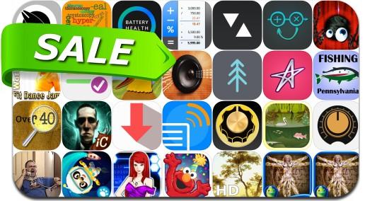 iPhone & iPad App Price Drops - January 27, 2016