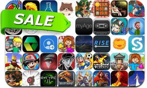 iPhone & iPad App Price Drops - May 27, 2021