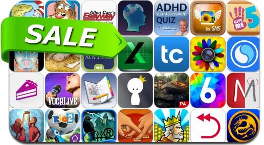iPhone & iPad App Price Drops - October 2, 2014