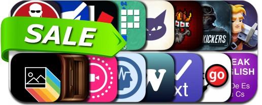 iPhone & iPad App Price Drops - April 3, 2019