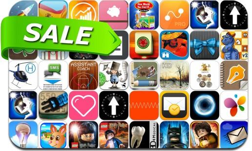 iPhone & iPad App Price Drops - May 20, 2014