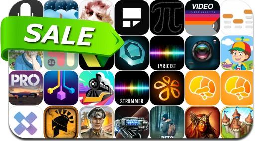 iPhone & iPad App Price Drops - July 29, 2021