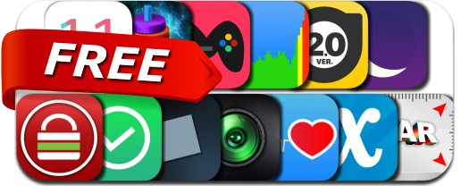 iPhone & iPad Apps Gone Free - July 24, 2018