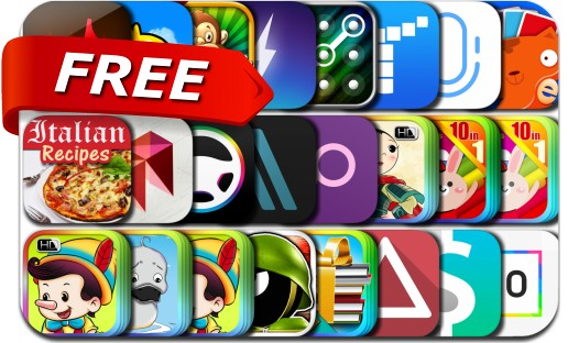 iPhone & iPad Apps Gone Free - December 10, 2015