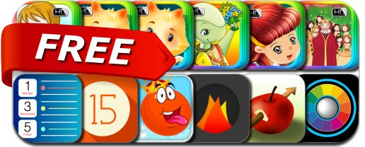 iPhone & iPad Apps Gone Free - June 15, 2014