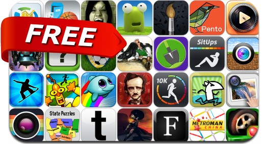 iPhone & iPad Apps Gone Free - March 19