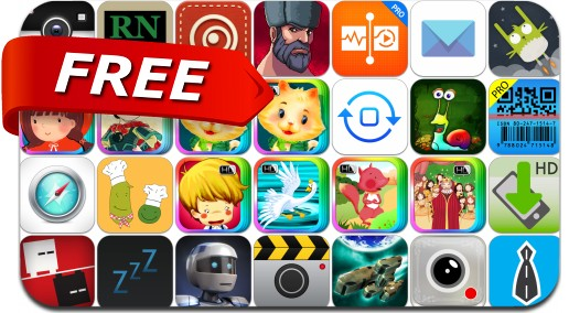 iPhone & iPad Apps Gone Free - August 20, 2014