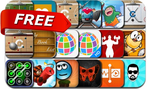 iPhone & iPad Apps Gone Free - January 22, 2015
