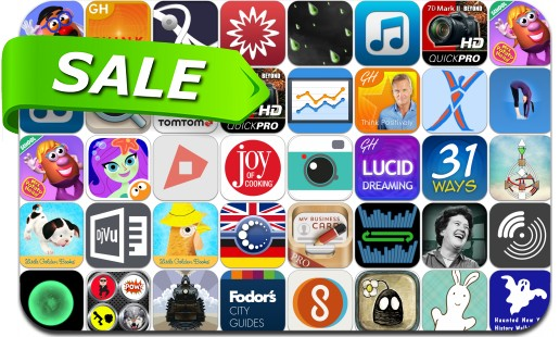 iPhone & iPad App Price Drops - February 8, 2015