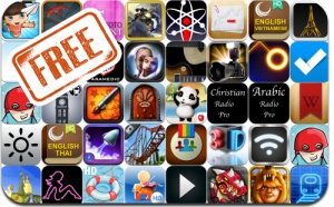 iPhone and iPad Apps Gone Free - October 2
