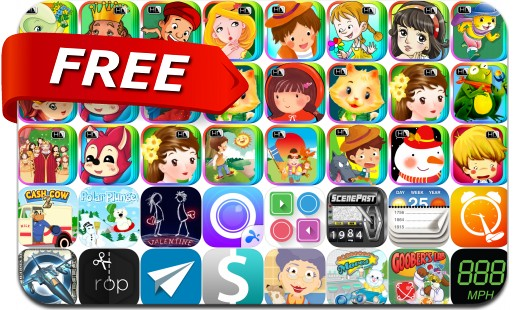 iPhone & iPad Apps Gone Free - September 6, 2015