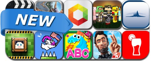 Newly Released iPhone & iPad Apps - July 3, 2014