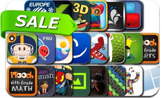 iPhone & iPad App Price Drops - January 12