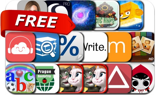 iPhone & iPad Apps Gone Free - July 16, 2015