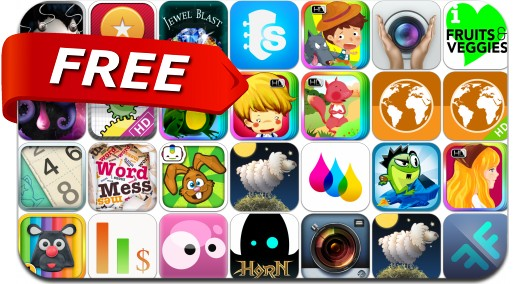 iPhone & iPad Apps Gone Free - April 16, 2014