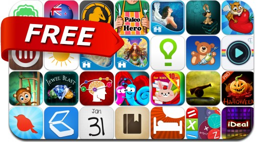 iPhone & iPad Apps Gone Free - October 14, 2014