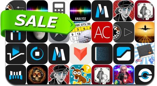 iPhone & iPad App Price Drops - July 22, 2021