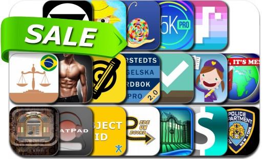 iPhone & iPad App Price Drops - January 18, 2015