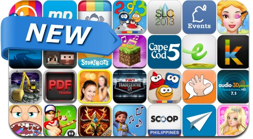 Newly Released iPhone & iPad Apps - July 6
